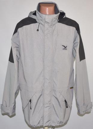 Трекинговая куртка salewa (l) мембрана gore-tex ripstop
