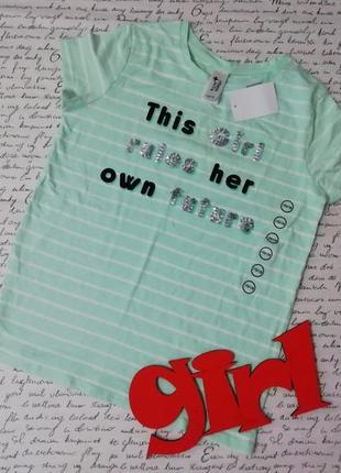 Качественная футболка c&a