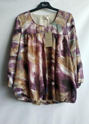 Женская блуза датского бренда bon`a parte, s