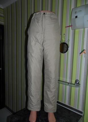 Лыжные штаны - crane sports damen eu 36 - этикетки- германия!!!4 фото
