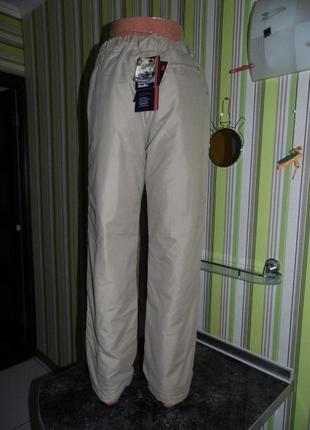 Лыжные штаны - crane sports damen eu 36 - этикетки- германия!!!2 фото