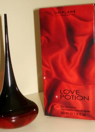 Парфумована вода love potion [лав поушен]