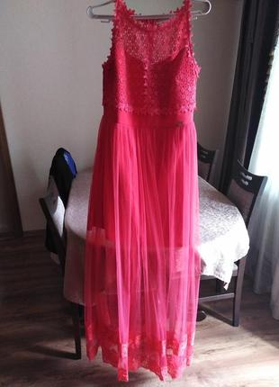 Идеальное выпускное платье!