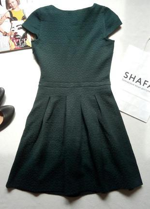 Новое темно-зеленое платье promod2 фото
