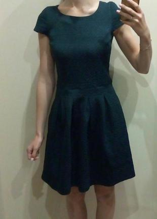 Новое темно-зеленое платье promod8 фото