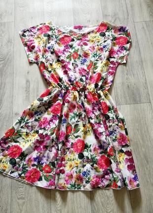 Новое летнее лёгкое платье devant