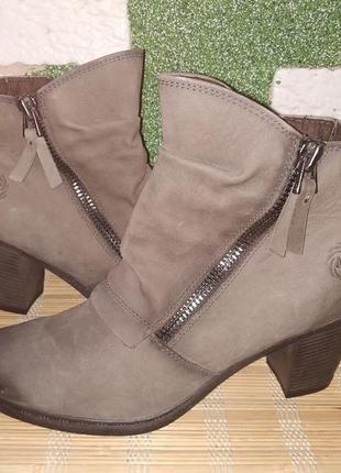 Шкiряни черевички marco tozzi