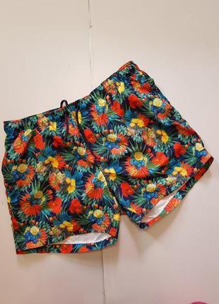 Пляжные шорты размер л