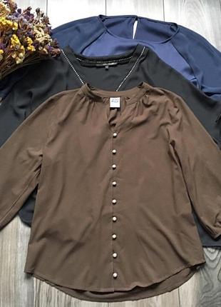 Нарядная блуза vero moda