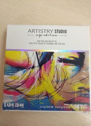 Многофункциональная палитра для макияжа artistry studio™