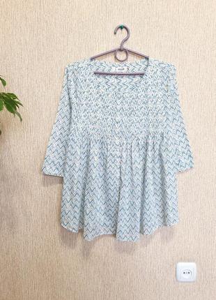 Невесомая рубашка, блузка seasalt, 100% хлопок