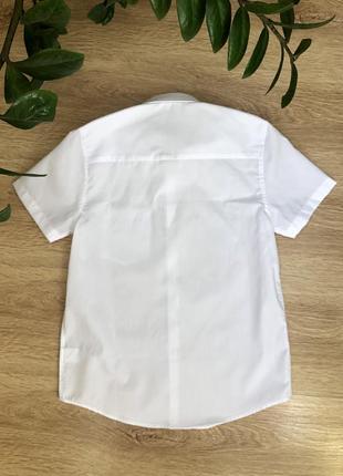 Фирменная рубашка 8-9 лет3 фото