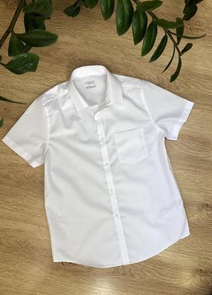 Фирменная рубашка 8-9 лет
