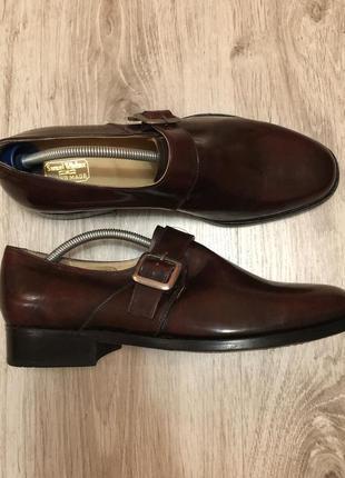Оригинальные туфли   samuel windsor hand made