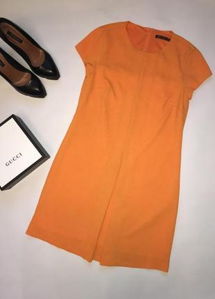 Яркое платье от zara