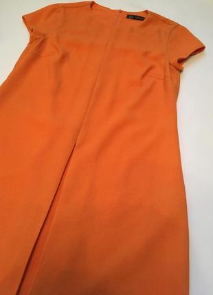 Яркое платье от zara3 фото