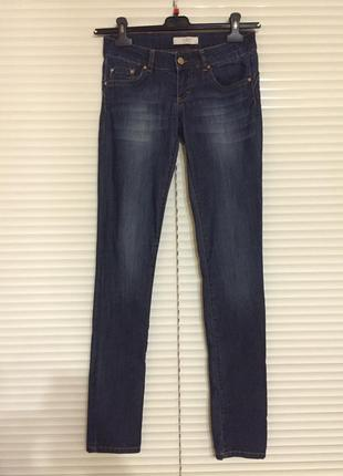 Узкие летние джинсы amnezia a.m.n. на рост до 174 , р. 27