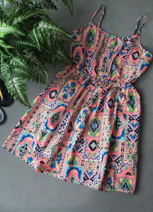 Круте яскраве плаття від atmosfere😍