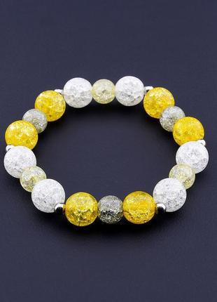 Браслет 'sunstones' кварц 18 см. 0660020
