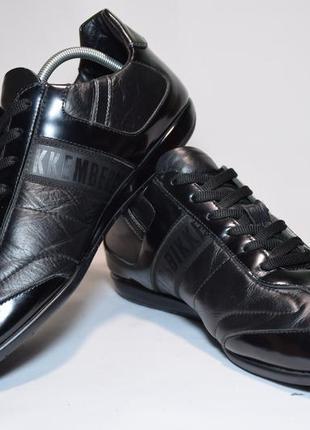 Кроссовки туфли bikkembergs. италия. оригинал. 42-43 р./27.5 см.