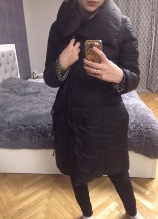 Куртка до коліна