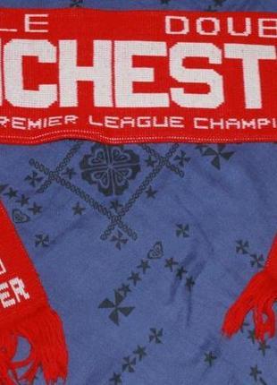 Шарф футбольного клуба manchester