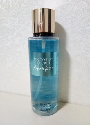 Знаменитый парфюмированный спрей мист для тела victoria´s secret aqua kiss