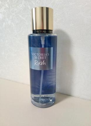Знаменитый парфюмированный спрей мист для тела victoria´s secret rush