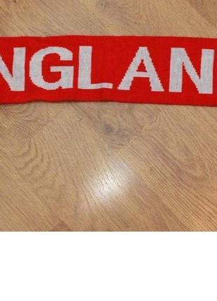 Футбольный шарф england
