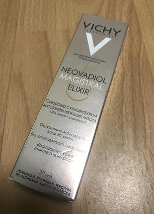 Vichy neovadiol elixir масло сыворотка восстанавливающая neovadiol magistral