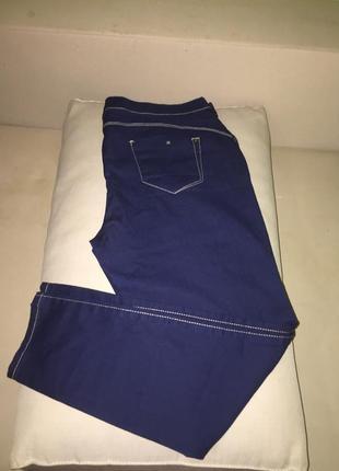 Летние лёгкие слимы, зауженные джинсы,джеггинсы.размер 18.