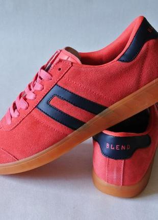 Кросівки, кроссовки замшевые blend 43 та 44 р.