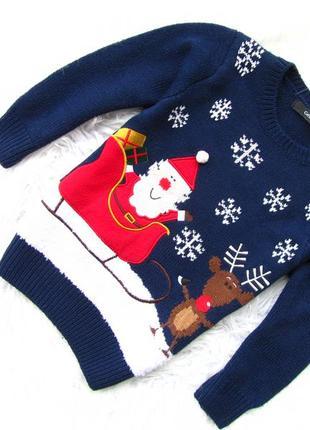 Стильный свитер кофта george