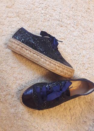 Кроссовки мокасины эспадрильи кеды туфли