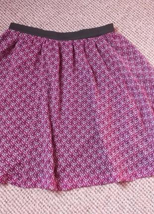 Красивая шифоновая юбка раз.16