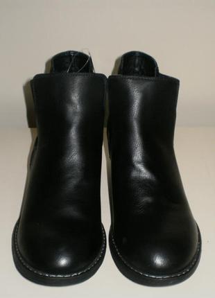 Кожаные ботинки3 фото