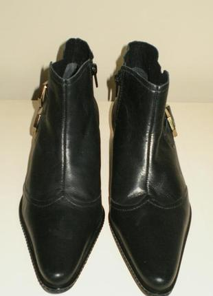 Кожаные ботинки  san marina (сан марина)2 фото