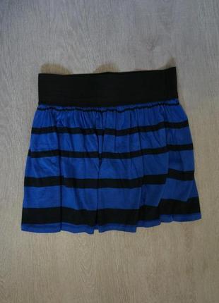 Продается трикотажная юбка от bershka