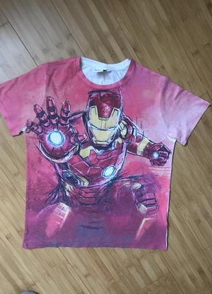 ef79930465af Футболка iron man marvel, цена - 199 грн, #23158441, купить по ...