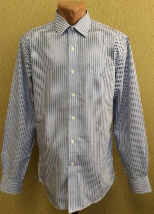 Мужская рубашка tommy hilfiger оригинал размер 16 l