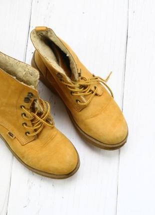 Зимние ботинки  buffalo