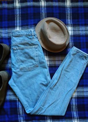 Классические мужские джинсы сша