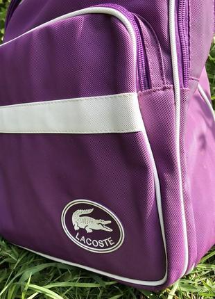 Рюкзак lacoste2 фото