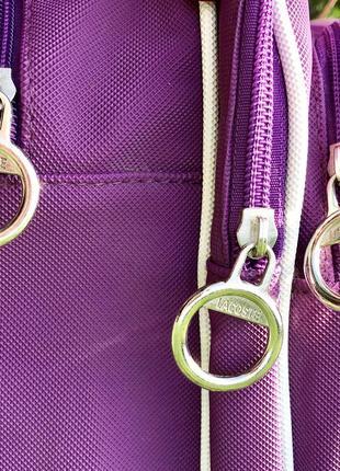 Рюкзак lacoste3 фото