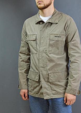 Рубашка , ветровка carhartt force jacket