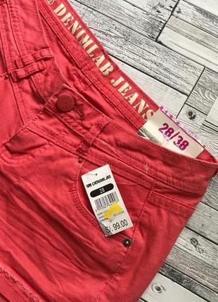Шикарные джинсовые шорты2 фото