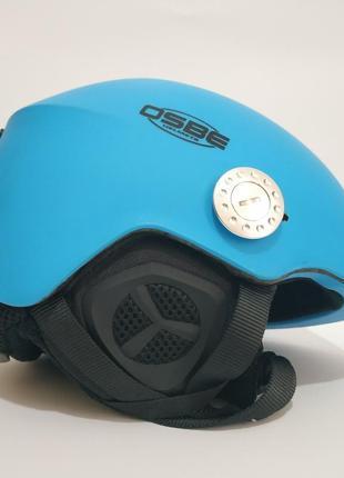 Горнолыжный оригинальный фирменный шлем osbe производство италия