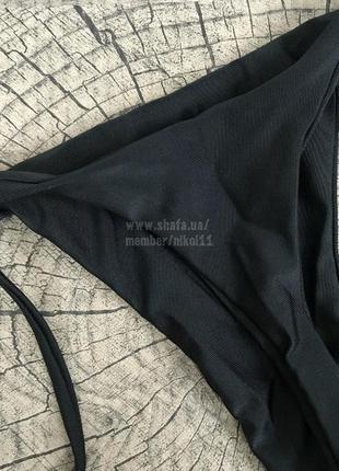 Плавки на завязках 🔥 бикини трусики купальника стринги5 фото