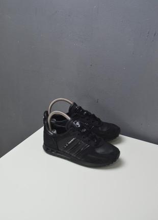 Крутые детские уроссовки adidas l.a trainer