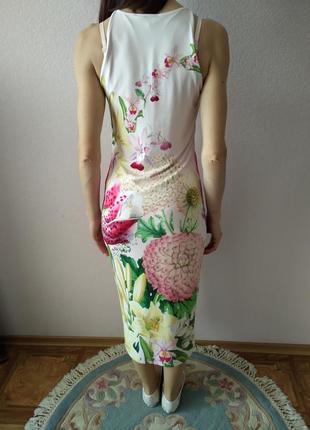 Летний костюм платье и накидка ted baker4 фото